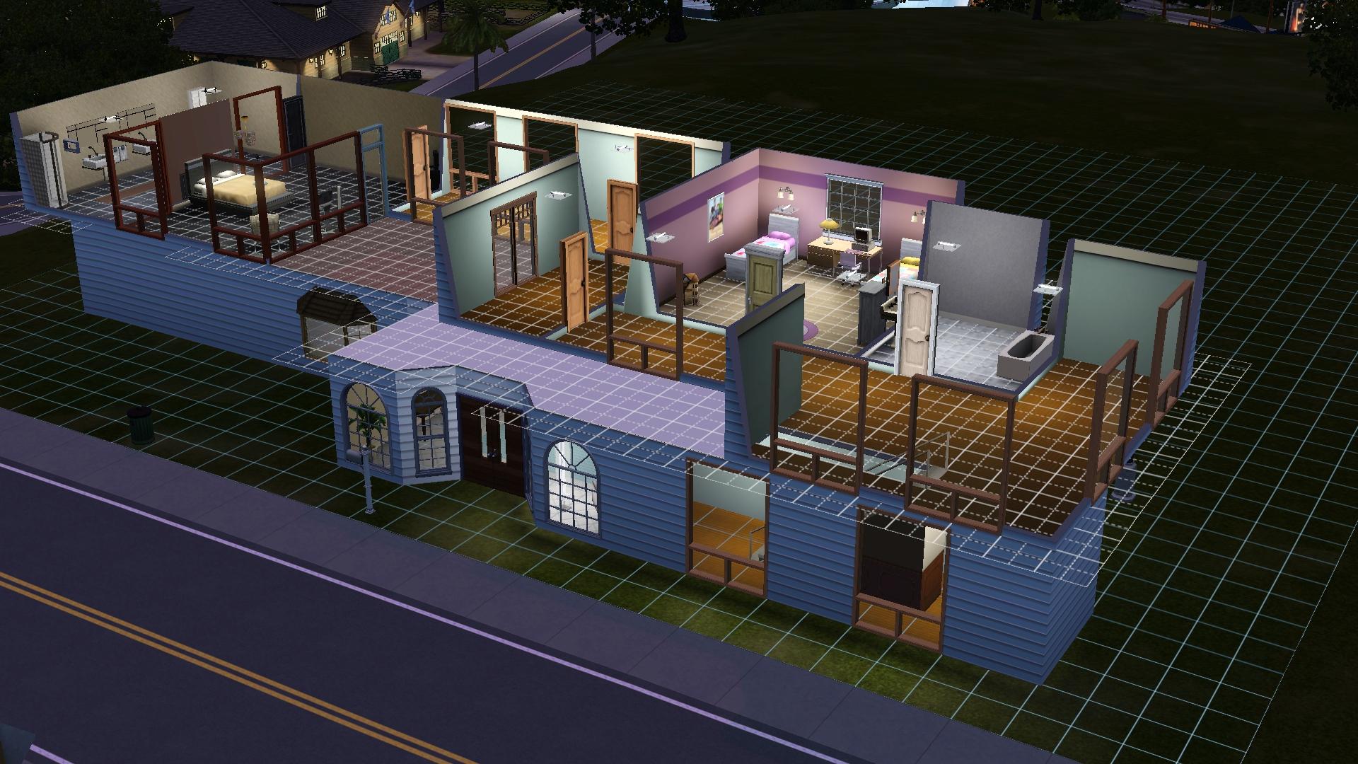 Blueprint Mode — The Sims Forums