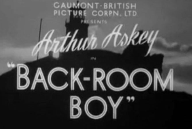 Back-Room Boy Movie Added