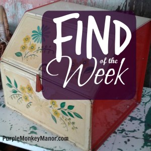Find of the Week Logo
