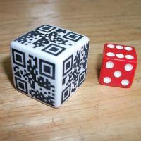 QR Code Dice para os techgeeks
