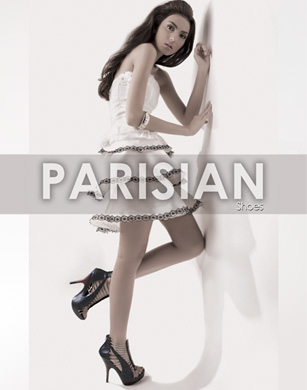 Parisian Ladies Shoes by SM 2010