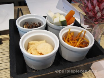 M Cafe - Appetizers