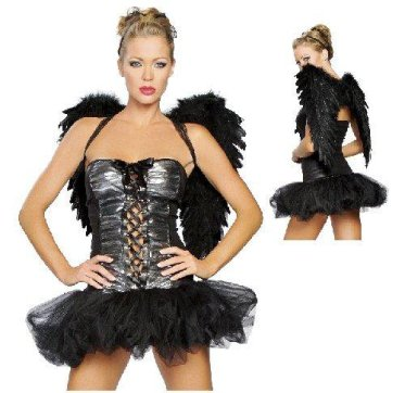 Party Gal Lingerie - Sinful Angel
