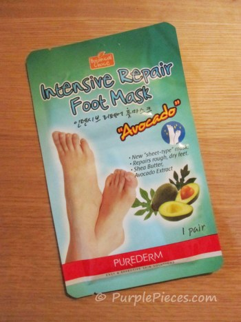 Purederm-Intensive-Repair-Foot-Mask