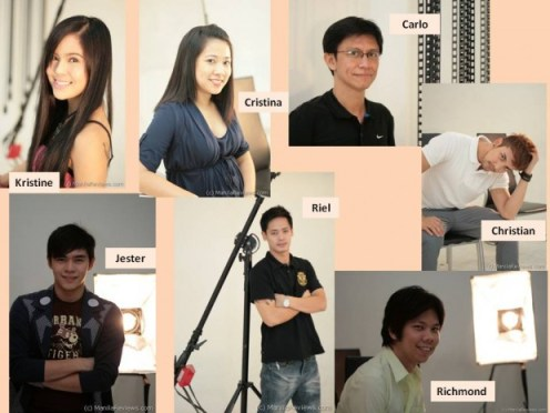 The RISQ Power Team