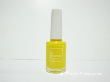 Elianto Nail Polish - Yellow