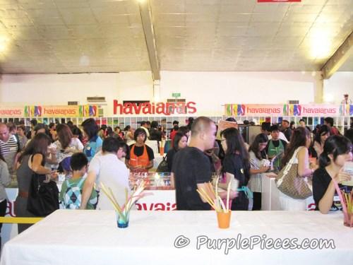 MYOH 2011 - Rockwell Tent Makati