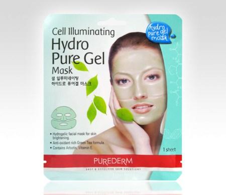 Purederm Hydro Pure Gel Mask