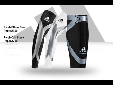 adidas TechFit - elbow sleeve - calf sleeve