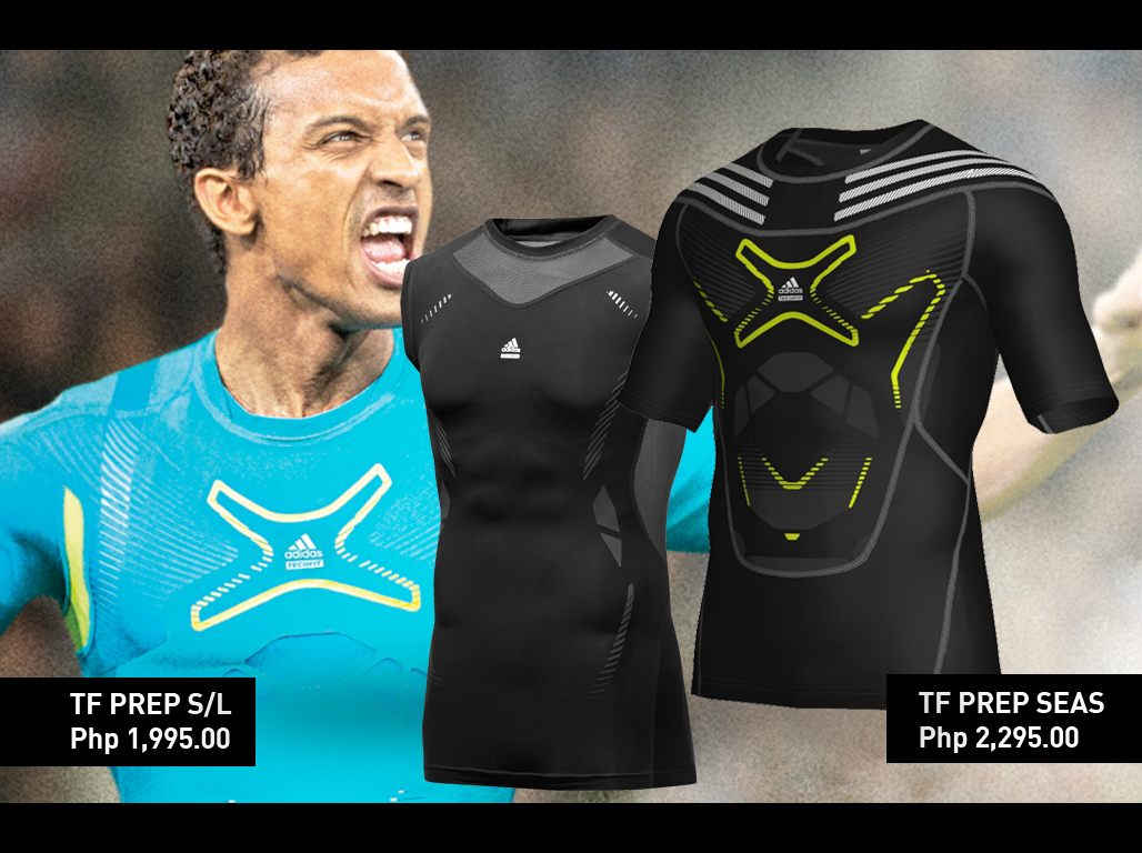 c3c6d20d4d If you're a fitness buff or an aspiring athlete, you may want to check out  some TechFit apparel from adidas.
