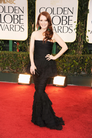 Julianne Moore - 69th Golden Globe Awards