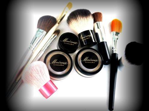 Mineraux Mineral Makeup