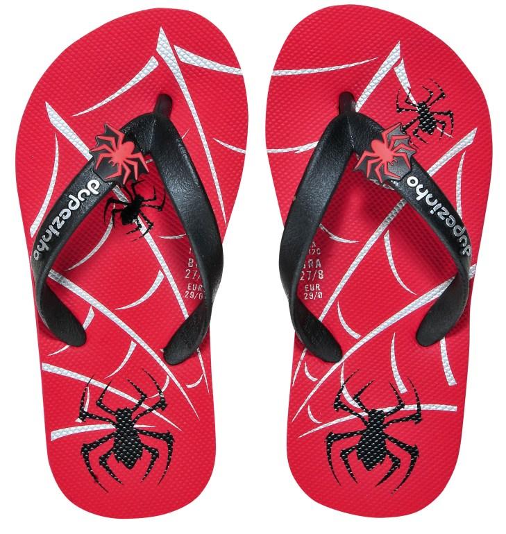 spider vermelho 1