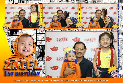 Party Graphics Photo booth - fun