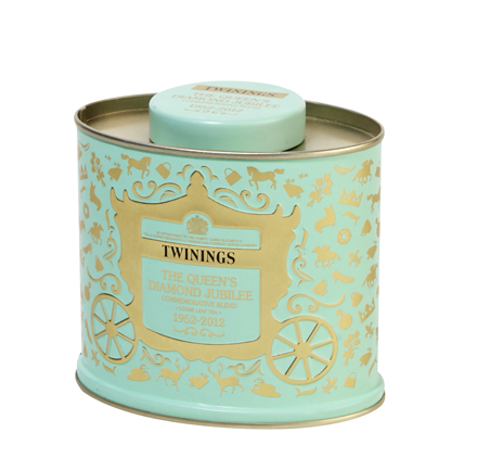 Twinings - Queen Elizabeth Diamond Jubilee