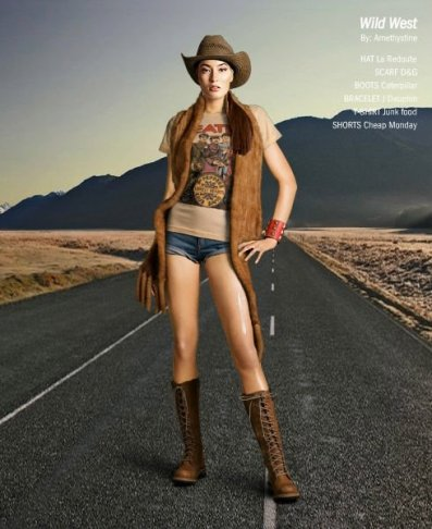 Wild West - Looklet