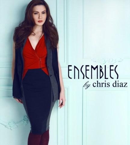 Ensembles x Chris Diaz 03 - Carmina Villaroel
