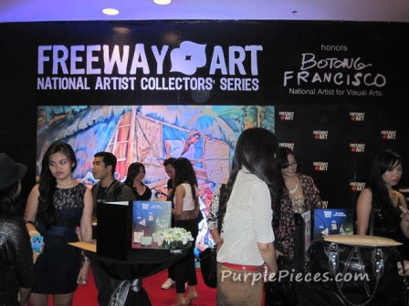 Freeway x Botong Francisco Event