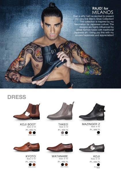 Rajo for Milanos Collection