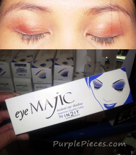Eye Majic Instant Eye Shadow by In2It Cosmetics