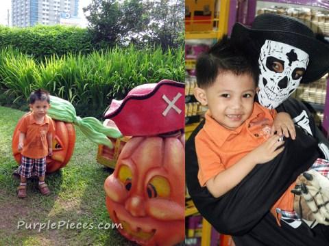 Halloween SM North EDSA