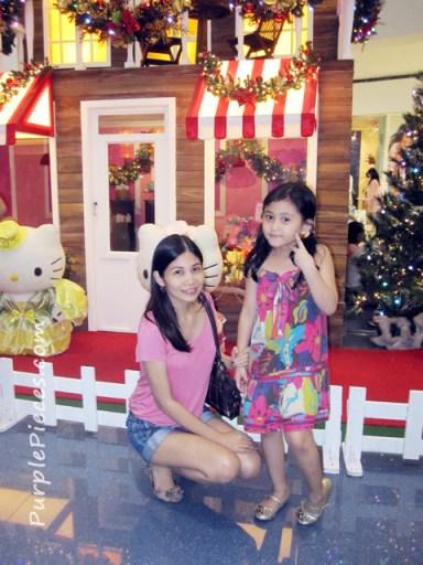 Hello Kitty Village - SM City North EDSA
