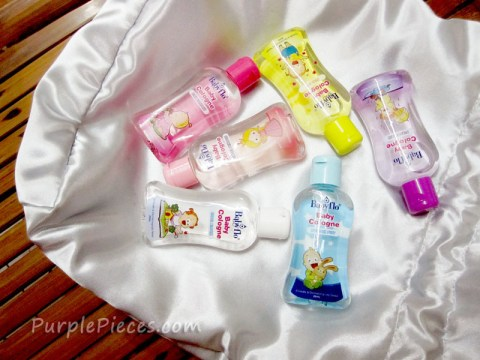 Babyflo Baby Cologne Huggable Scents