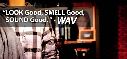 WAV Atmospheric Branding - Instore Radio
