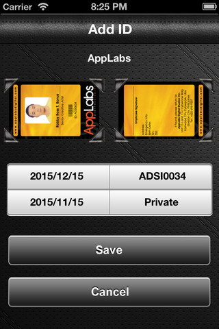 ID Buddy App