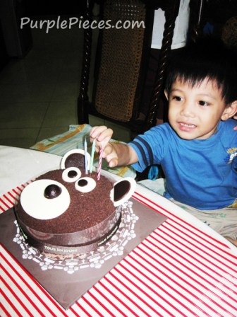 Tous Les Jours Chocolate Cake