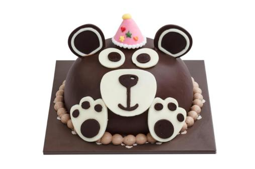 Tous Les Jours - Party with Bear Cake