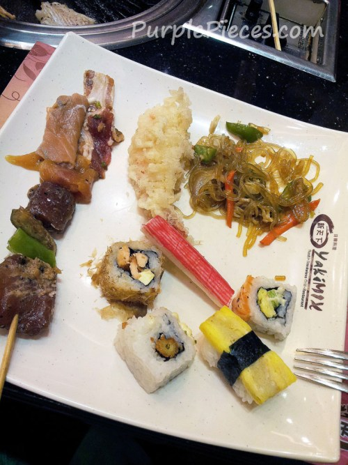 Yakimix Trinoma Review
