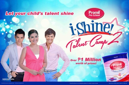 i-Shine Talent Camp 2