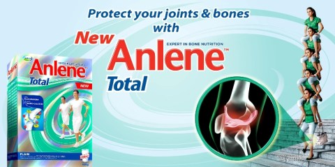 Anlene Milk Philippines