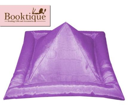 Booktique Purple Book Couch