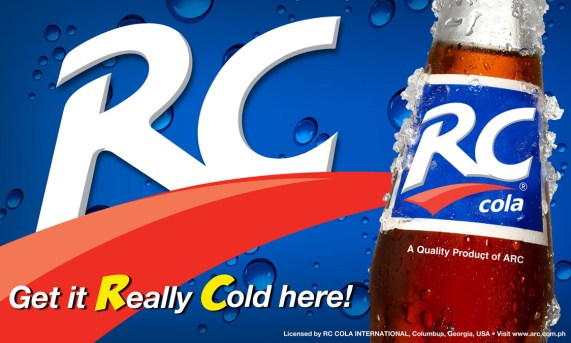 RC Cola Products