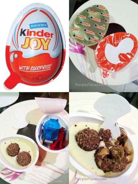 Kinder Eggs Surprise