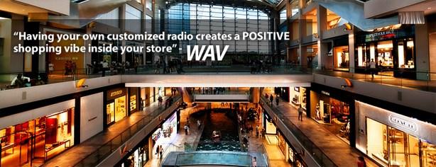 WAV Instore Radio Philippines