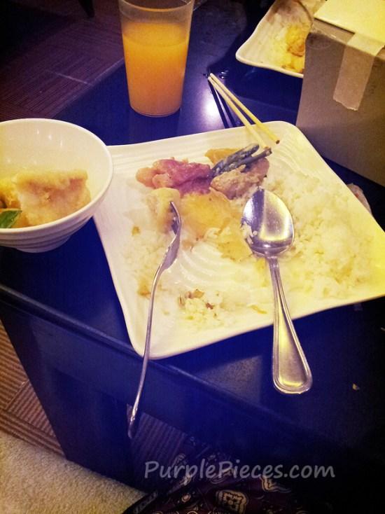 Wensha Spa Timog Buffet