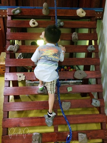 Kids Workshop Rock Climbing