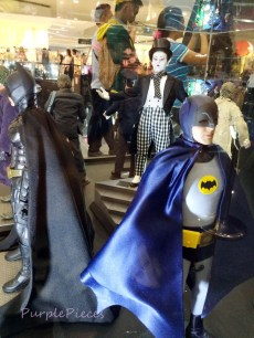 Batman Collectible Figures