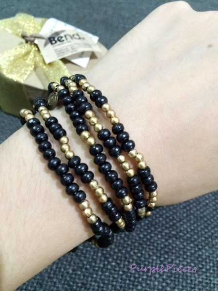 Bend Accessories Beaded Bracelet