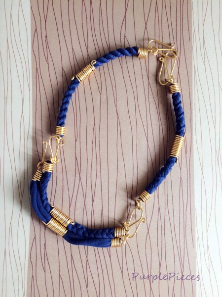 Bend Accessories Statement Necklace