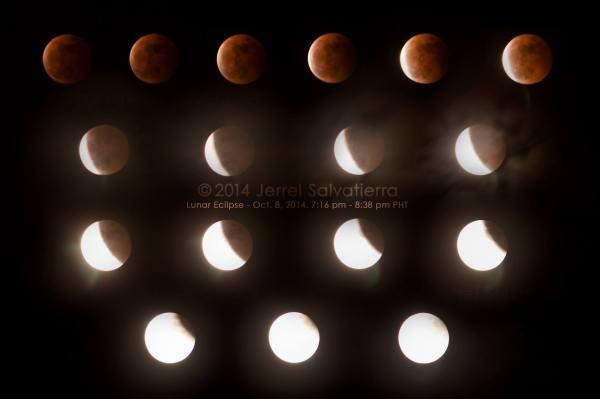 Blood Moon Total Lunar Eclipse 2014