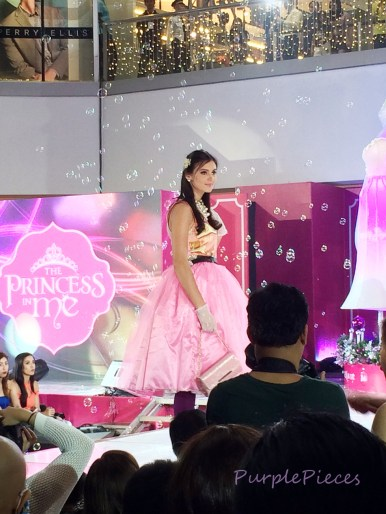 The Princess in Me Fashion Show - SM North