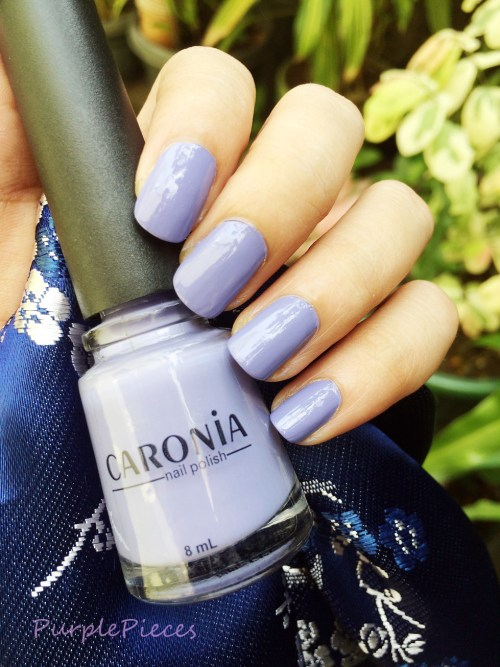 Caronia First Crush - Violet Nail Polish
