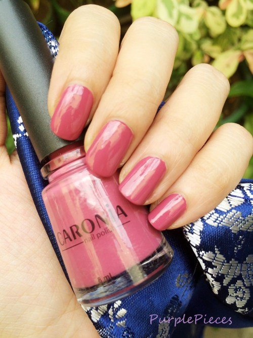 Caronia Summer Fling - Red Nail Polish