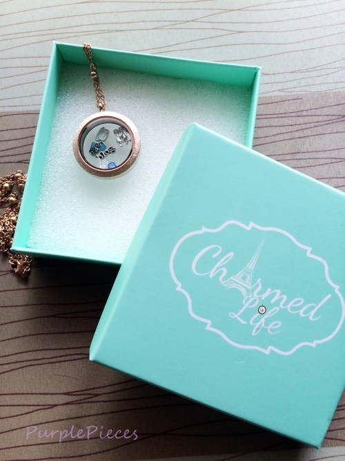 Charmed Life Locket and Charms