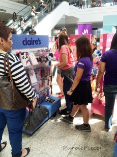 Claire's Booth TGMA2015