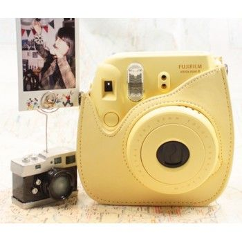 Fujifilm Mini Instax 8 Yellow